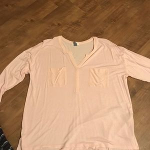 Light pink Old Navy shirt